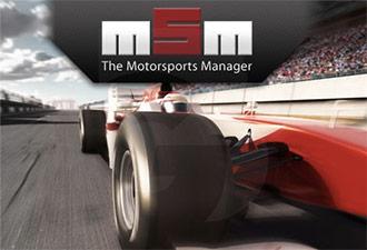 MSM: Motor Sport Manager.