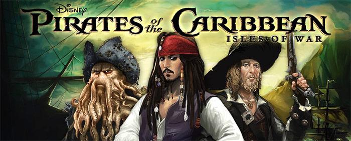 Pirati dei Caraibi.