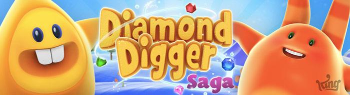 Diamond Digger Saga.