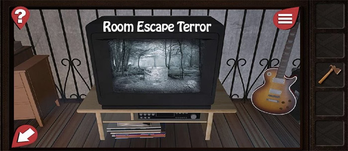 Room Escape Terror.