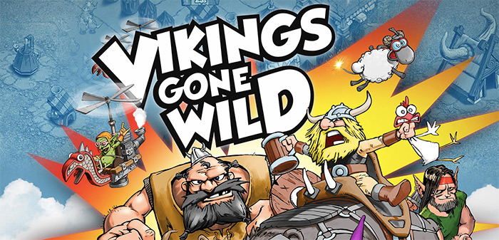 Vikings Gone Wild.