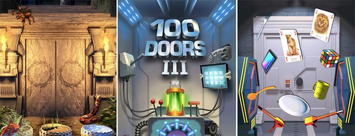100 doors tre