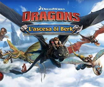 Dragons: L'ascesa di Berk.
