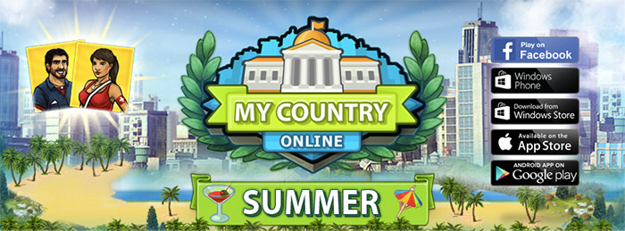 My Country Online.