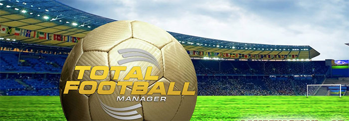 Total Football Manager.