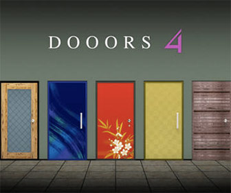 Dooors 4 room escape game.