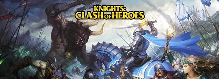 Knights: Clash of Heroes.