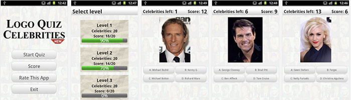 Logo Quiz Celebrities