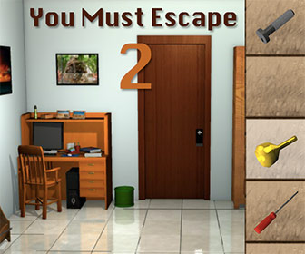 You Must Escape 2 Soluzioni