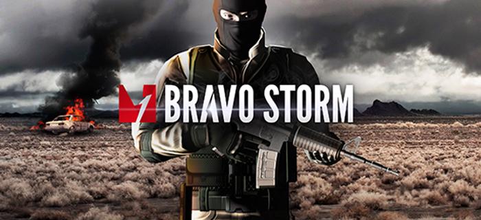 Bravo Storm