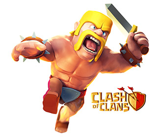 Clash of Clans: Barbaro