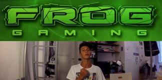 Frog gaming video