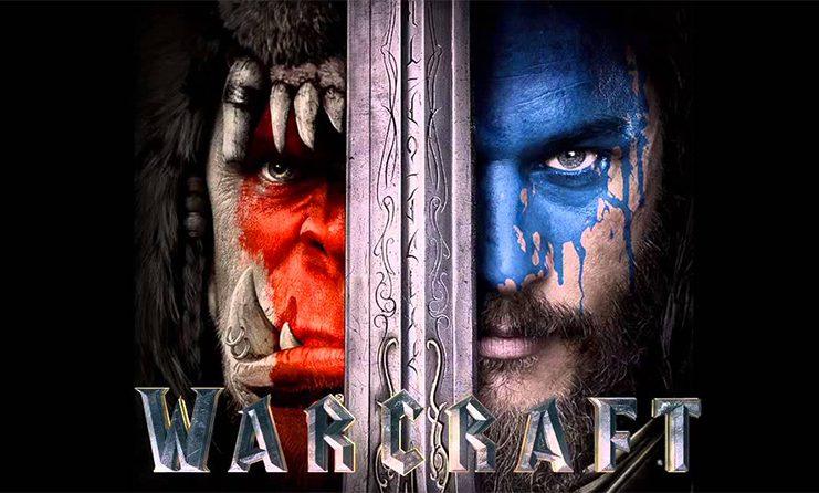 Warcraft il film.