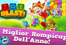 Toy Blast Rompicapo