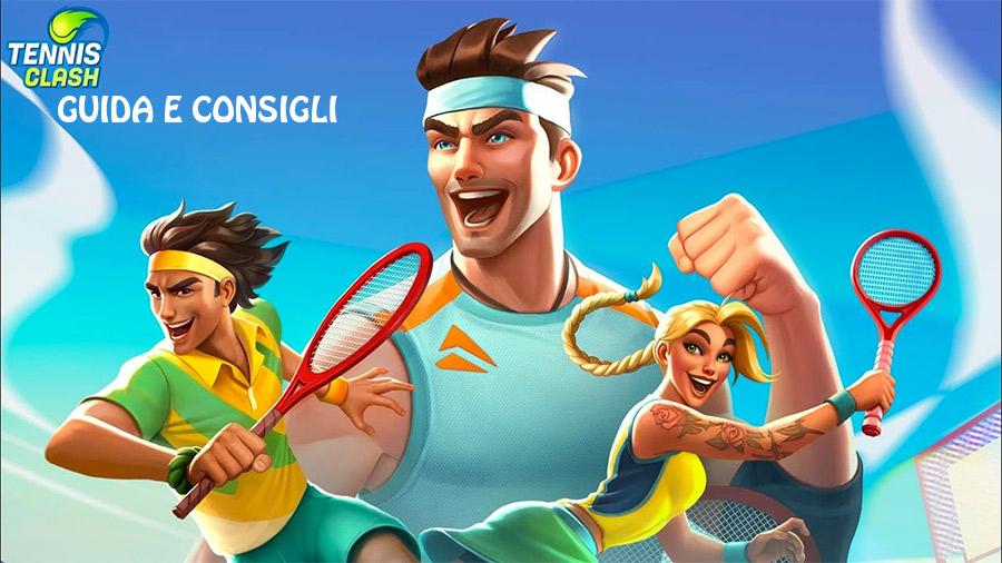 Guida Tennis Clash