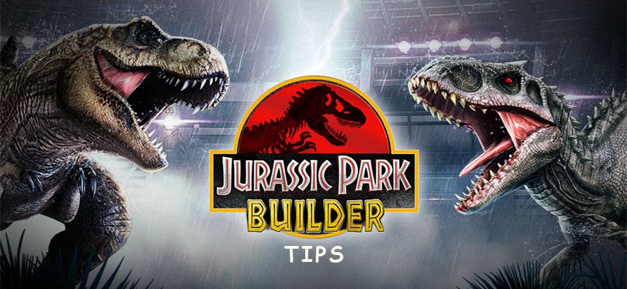 Jurassic Park Builder: tips